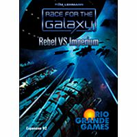 Race for the Galaxy: Rebels vs. Imperium