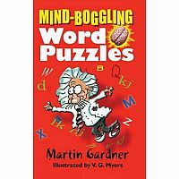 Mind-Boggling Word Puzzles Bk
