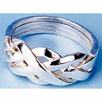 Puzzle Ring; Standard