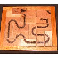 Hedgehog Burrow Puzzle