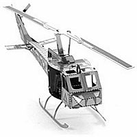 Metal Earth - Huey Helicopter
