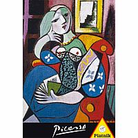 Picasso - Woman with a Book