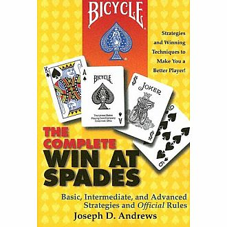 Bicycle Complete Win at Spades