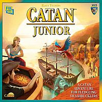 Settlers of Catan Junior