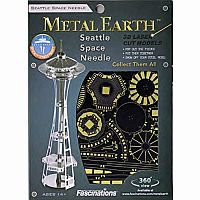 Metal Earth - Space Needle