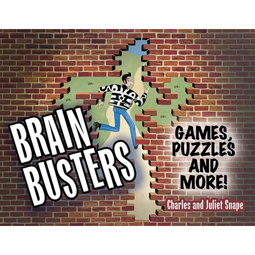 Brain Busters Games Puzzles And More Eureka Puzzles