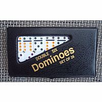 Dominoes - Double 6 Mini Tvl