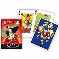 Bicycle Art cards
