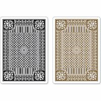 Premium Playing Cards - Black and Gold