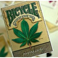 Hemp Playing Cards