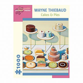 Cakes and Pies - W. Thiebaud