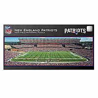 New England Patriots Panoramic