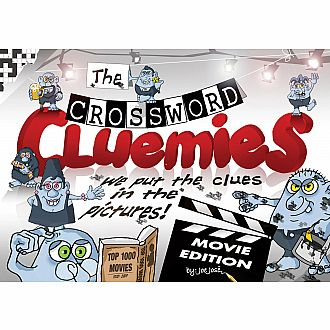 Crossword Cluemies - Movies