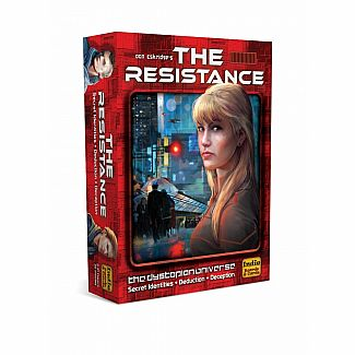 The Resistance, 3rd Edition