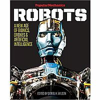 Popular Mechanics Robots
