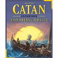 Catan Explorers & Pirates 2015