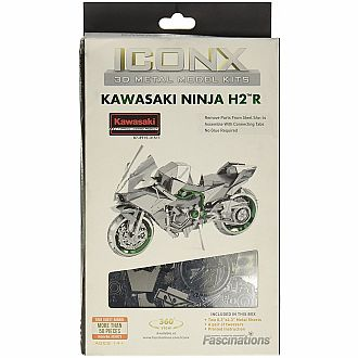 Metal Earth: Kawasaki Ninja M