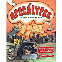 Apocalypse Coloring and Activity Book