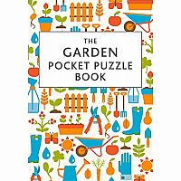 Garden Pocket Puzzle Book