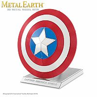 Metal Earth - Captain America
