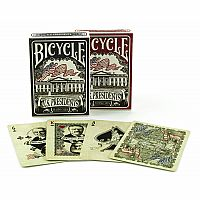 Bicycle U.S. Presidents Cards