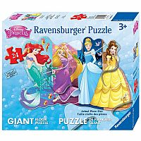 Pretty Princesses (24 pc Shape