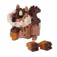 Nanoblock Squirrel