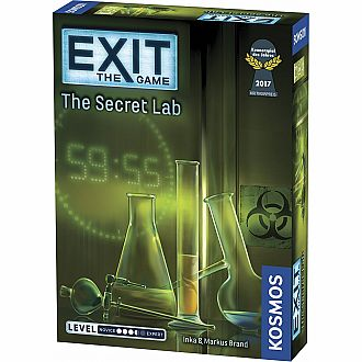 Exit Game - Secret Lab