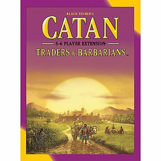 Catan Traders & Barbarians 5-6