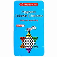 Magnetic Chinese Checkers