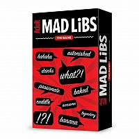 Adult Mad Libs