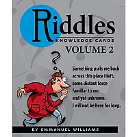 Riddles Vol 2 Knowledge Cards