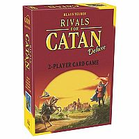 Rivals for Catan - DELUXE Ed.