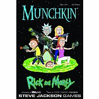 Munchkin - Rick and Morty
