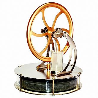 Stirling Engine Heebie Jeebies