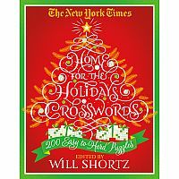 Home For The Holidays Crossword