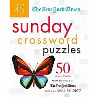 NYT Sunday Crosswords Vol. 43