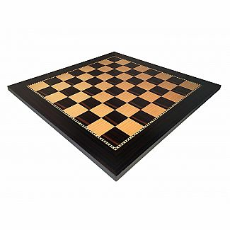 "Chessboard: 2""sq Black/Ivory,"