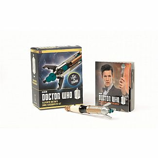 Dr. Who Sonic Screwdriver Kit