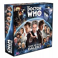 Dr. Who Time of the Daleks