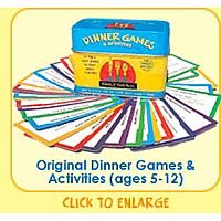 Dinner Games and Activities