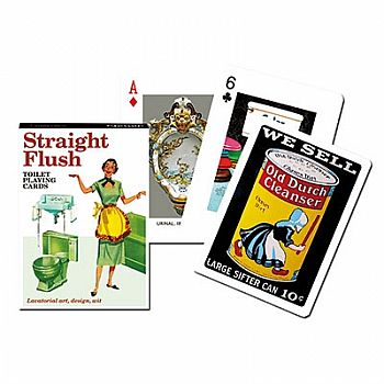 Straight Flush - Playing Cards