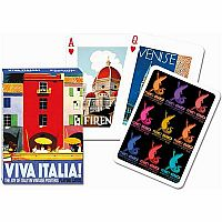 Viva Italia! - Playing Cards