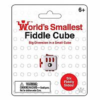 World's Smallest Fiddle Cube