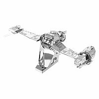Metal Earth - TLJ Resistance Ski Speeder