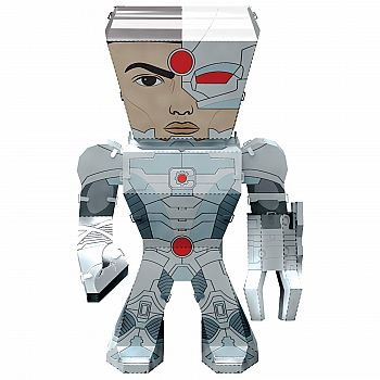 Metal Earth: DC Justice League Cyborg