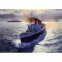 RMS Queen Mary - Malcolm Root