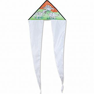 "Dinosaurs 24.5"" Coloring Kite"
