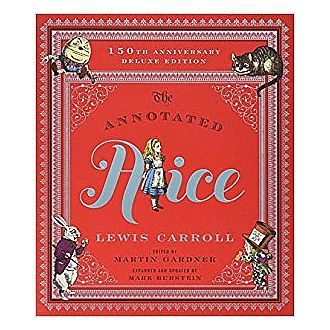 The Annotated Alice: 150th Anniversary Deluxe Edition