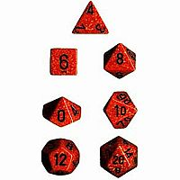 Chessex Dice: Fire